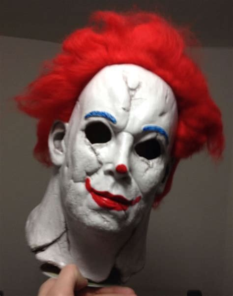 What Do You Get When You Cross Michael Myers With Ronald