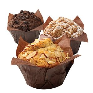 Our Muffins - Morrisons Pastry