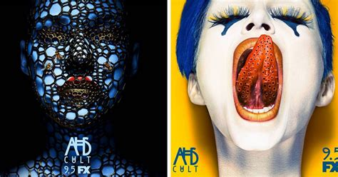 """The """"American Horror Story: Cult"""" Opening Credits Features"""