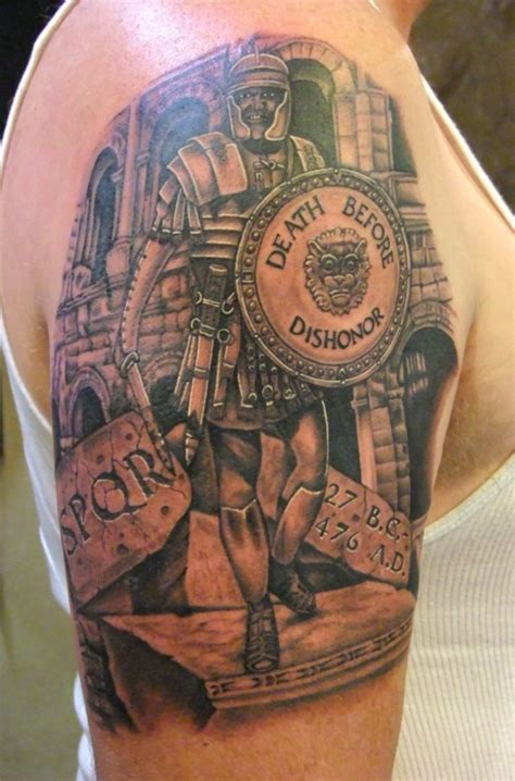 Warrior Tattoos Designs, Ideas and Meaning   Tattoos For You