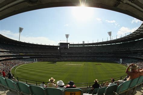 Guide To The Melbourne Cricket Ground, Melbourne - Tourism