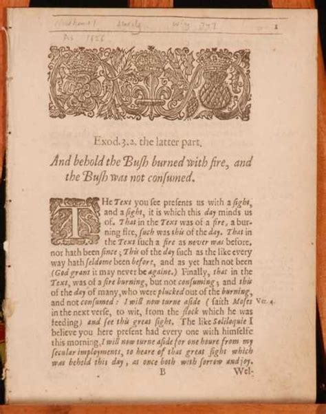 Safety in the Midst of Danger By Nathaniel Hardy 1656