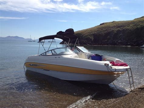 2007 Stingray 220 DR Power Boat For Sale - www