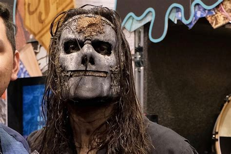 See a Young, Masked Jay Weinberg's First Meeting With Slipknot