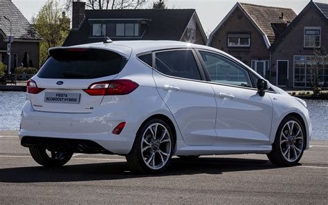 2019 Ford Fiesta Hybrid ST-Line [3-door] - Wallpapers and