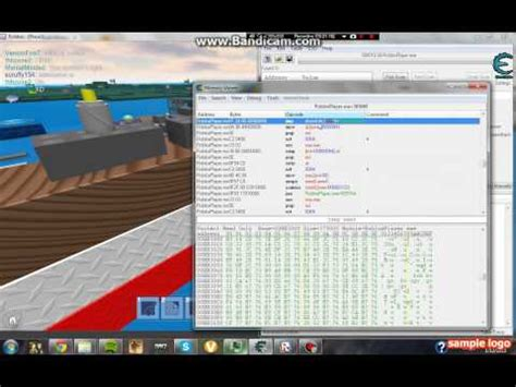 Cheat engine new code for noclip ROBLOX 2013 — HACK CHEAT