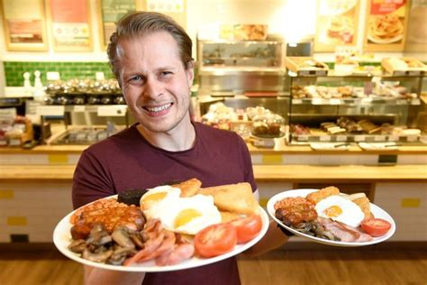 Morrisons launch 19 item big breakfast for an incredible