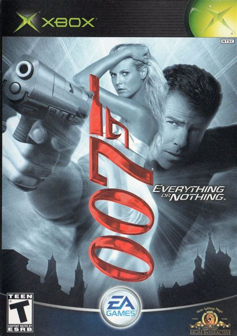 007: Everything or Nothing for GameCube (2004) - MobyGames