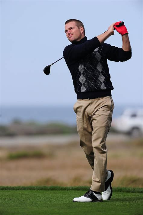 Chris O'Donnell - Chris O'Donnell Photos - AT&T Pebble
