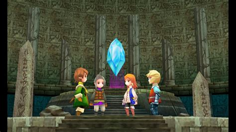 Final Fantasy III's 3D remake coming to PC via Steam | RPG