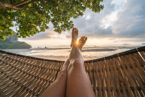 Best Barefoot Woman Stock Photos, Pictures & Royalty-Free