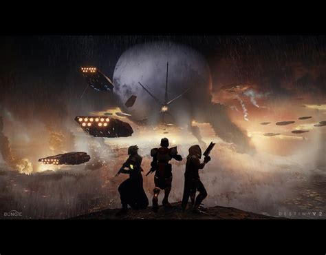 Destiny 2 PC COUNTDOWN - Release date, unlock time, system