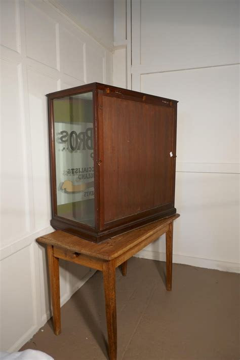Very Large Hardy Bros Ltd, Fishing Tackle Display Case For