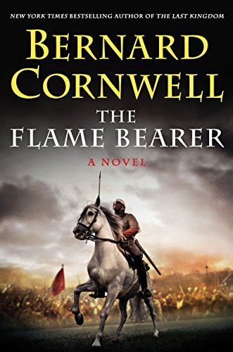 a book review by Donald MacCuish: The Flame Bearer (Saxon