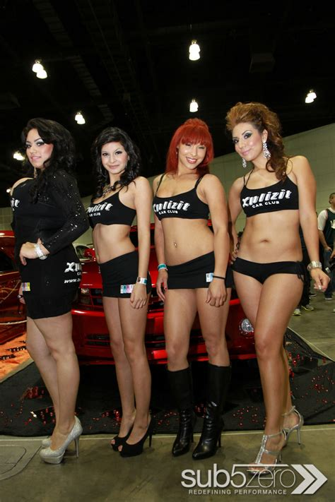 The Hot Models of 2011 DUB Show Los Angeles