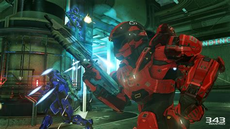 Halo 5: Guardians - watch new campaign and Arena