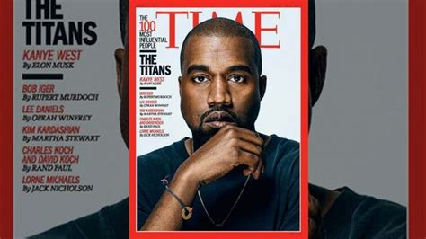 'Time' Magazine Announces 100 Most Influential People