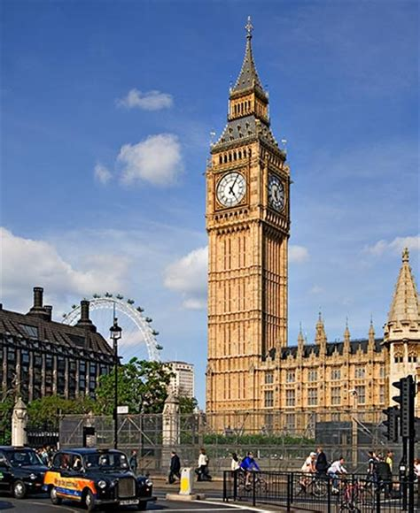 Big Ben, an Iconic Reputation in London   Found The World