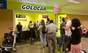 The Goldcar golden rule … always take a photo when you