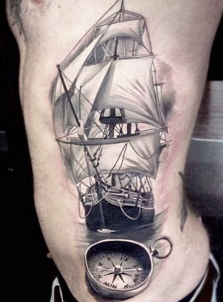 Ship Tattoos Designs, Ideas and Meaning   Tattoos For You