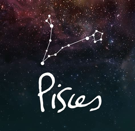 Pisces Horoscope for March 7, 2020   Pisces constellation