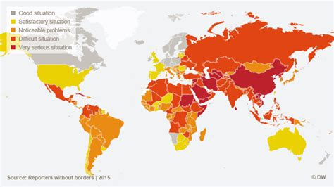 Reporters Without Borders: New threats against freedom of