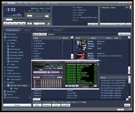 download winamp 2018 latest version - for windows ~ free