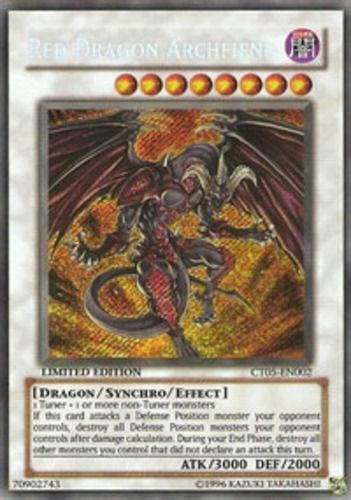 Red Dragon Archfiend: Individual Cards | eBay